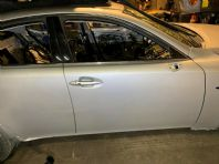 2007 LEXUS IS220 FRONT DOOR RIGHT ! DRIVER SIDE ! OSF SILVER 1G1 05-12 IS250